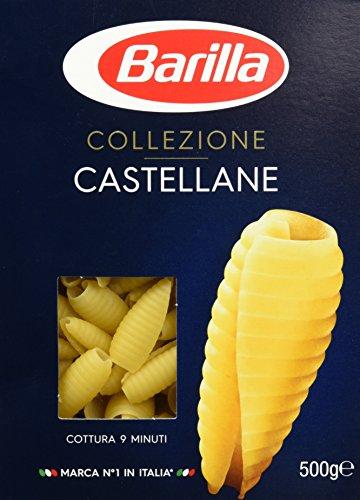 Barilla Pasta Nudeln La Collezione Castellane, 500 g