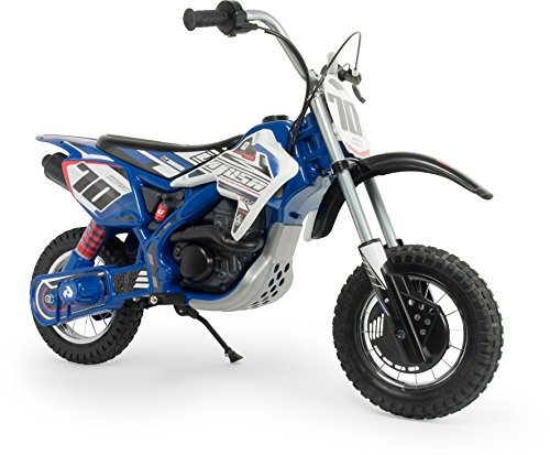 Injusa Motorbike Blue Fighter 24V X-Treme 6832