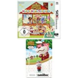 Animal Crossing: Happy Home Designer - [3DS] + amiibo Animal Crossing Karlotta