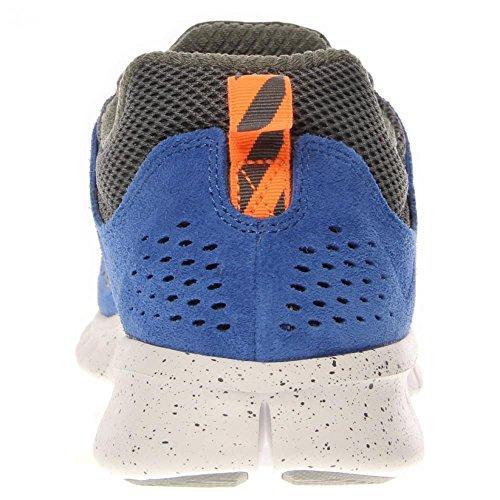Nike - Scarpe da ginnastica Free Powerlines 2 LTR, Uomo Grey/Black/Blue