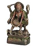 StealStreet Figur Kali Göttin, Aluminium, 15,2 cm