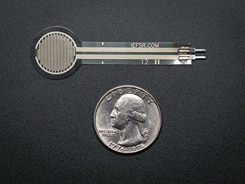 Adafruit Round Force-Sensitive Resistor (FSR) - Interlink 402 [ADA166]