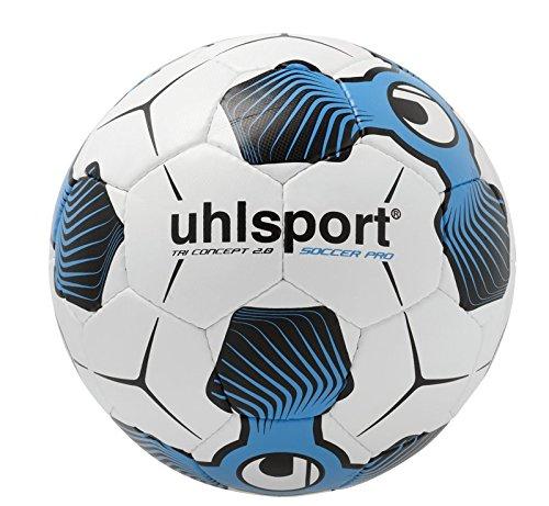 Uhlsport Tri Concept 2.0 Pro Balones de Fútbol, Unisex Adulto