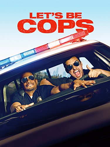 Let's be Cops - Die Party Bullen Cover