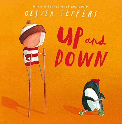 Up and Down por Oliver Jeffers