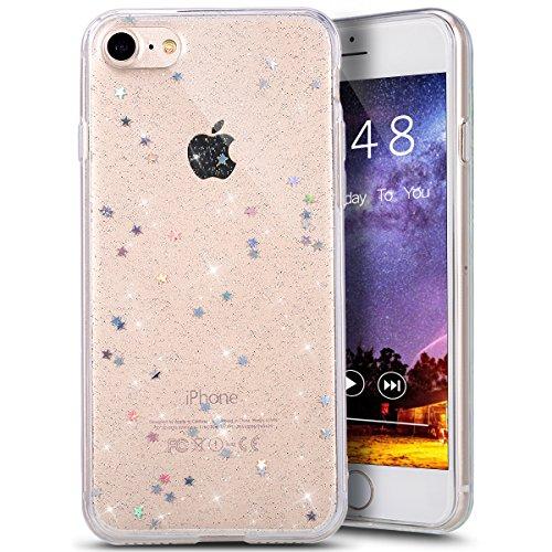 iphone-7-hulle-47-zollukayfe-bling-funkeln-glanzend-glitzer-kristall-stern-muster-stossdampfend-tran
