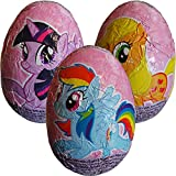 My Little Pony Chocolate Surprise Egg (3 fournitures)