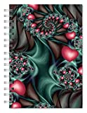 Designer Spiral Notebook (100 Pages) By ...