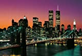 "Fototapete ""Manhattan"""