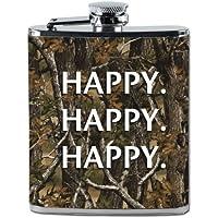Happy Happy Happy! Duck Wild Game Camo Hunting Hunter 6
