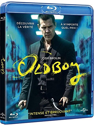Old boy [Blu-ray] [FR Import]