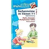 miniLÜK: Rechenmeister im kleinen 1x1: Kopfrechentraining ab Klasse 2