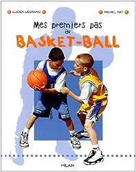 Mes premiers pas au basket-ball