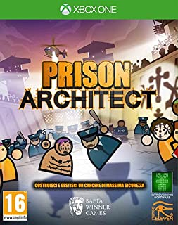 Prison Architect (Xbox One) (B01ER78094) | Amazon price tracker / tracking, Amazon price history charts, Amazon price watches, Amazon price drop alerts