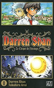 Darren Shan Edition simple Tome 1