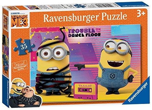 Preisvergleich Produktbild Ravensburger Despicable Me 3, 35pc Puzzle–DM3