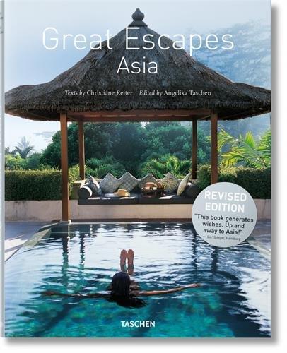 Great Escapes. Asia (Jumbo) por Angelika Taschen