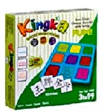 Kingka Green (A Puzzle, Bingo & Memory Language Board Game for Learning Chinese)