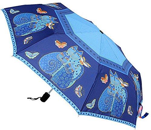 laurel-multi-clip-catcheur-laurel-catcheur-chats-indigo-parapluie-compact-bleu-taille-unique