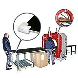 0493G Sperrholz-Birke-Auffangschale PVC grau mit Gegenzugfolie 9, 4mm