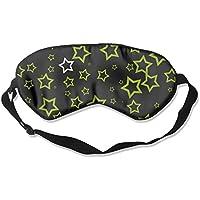 Comfortable Sleep Eyes Masks Stars Printed Sleeping Mask For Travelling, Night Noon Nap, Mediation Or Yoga preisvergleich bei billige-tabletten.eu
