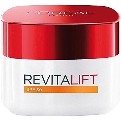 L'Oréal Paris Revitalift Crema Viso Trattamento Giorno SPF 30, 50 ml
