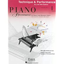 Piano Adventures: Technique And Performance Book - Level 1