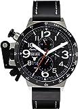 Ingersoll Herren-Armbanduhr Analog Automatik IN1607BK