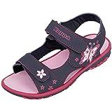 Kappa Unisex-Kinder Blossom K 260593K-6722 Sneaker, Mehrfarbig (Blue 001), 31 EU