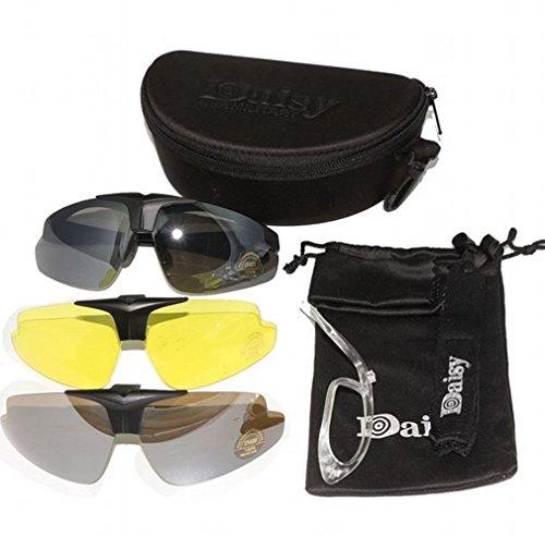 Nuevo Daisy C1 militar táctica deporte gafas gafas