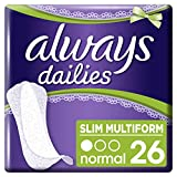 Always Dailies Slim Multiform Slipeinlagen 8 x 26 – Super Spardose