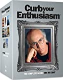 Larry et son nombril / Curb Your Enthusiasm (Complete Series 1-8) - 17-DVD Box Set ( Curb Your Enthusiasm - Complete Series One to Eight ) [ Origine UK, Sans Langue Francaise ]