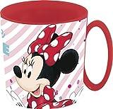 Minnie Mouse 895252 - Tazza per microonde, 350 ml, 9 x 8