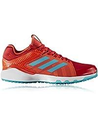 Adidas Hockey Lux Rojo Aqua Zapatillas - SS18-40.7
