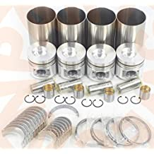 GOWE motor reconstruida Kit para Mitsubishi S4F motor reconstruida Kit para Kato HD250excavadora y otros máquina