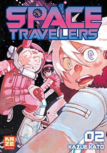 Lire Space Travelers - Tome 2 pdf ebook