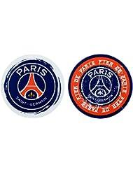 2 x sous-bock Dessous de verre PSG - Collection officielle PARIS SAINT GERMAIN