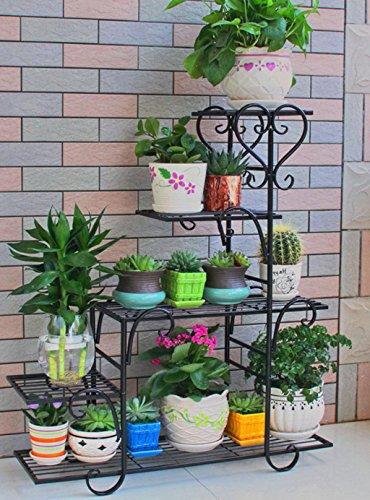 jardin support pots. Black Bedroom Furniture Sets. Home Design Ideas