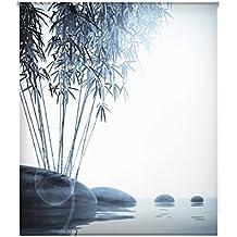 Blindecor W-Z-47466 - Estor enrollable translúcido, estampado digital, 130 x 180 cm, multicolor