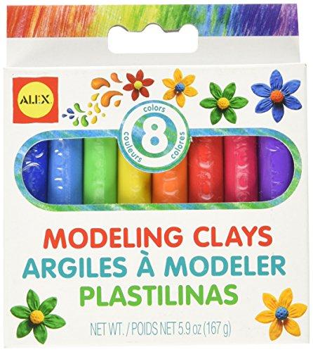 Alex Clay (Alex Toys Artist Studio 8Modeling Clays)
