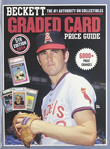 Beckett Graded Card Price Guide 2013