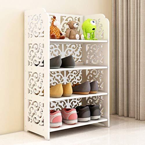 Generic ge Regal für Dispo, DVD-Organizer, Spielschicht, Holz, hohl, geschnitztes Bücherregal