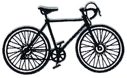 d Cartoon Hippie Retro Biker Jacket T-shirt Vest Patch Sew Iron on gesticktes Badge Custom (Road Biker Kostüm)