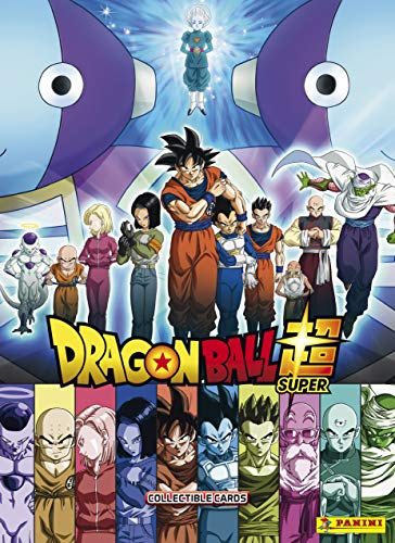 Panini Carpeta + 2 sobres TC Dragon Ball Super
