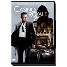 JAMES BOND: CASINO ROYALE - CR [DVD] [2006]