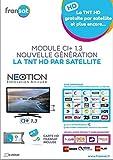 Neotion Cam Fransat Ci Plus Option SFR Sat / Option Bein Sport + Carte illimitée