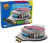 Nanostad FC Barcelona 'Camp Nou' Stadion 3D Puzzle