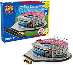 Idea Regalo - Nanostand Camp NOU Puzzle, Multicolore, Unica