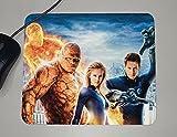 Quatre Fantastiques-Marvel-Tapis de souris