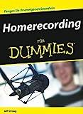 Homerecording für Dummies